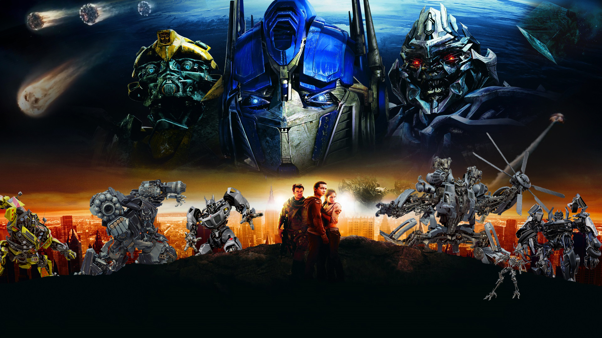 Transformers Wallpaper by TheDarkMamba995 on DeviantArt