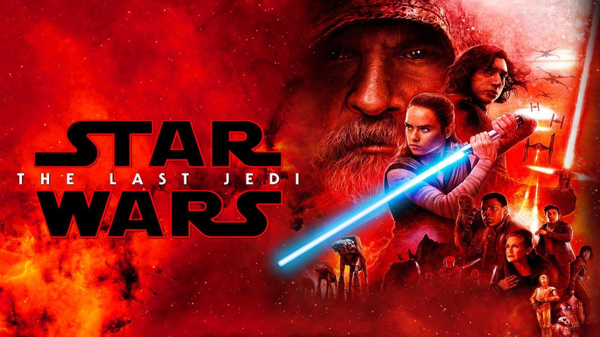 Star Wars The Last Jedi Wallpaper: Star Wars: The Last Jedi Wallpaper By The-Dark-Mamba-995