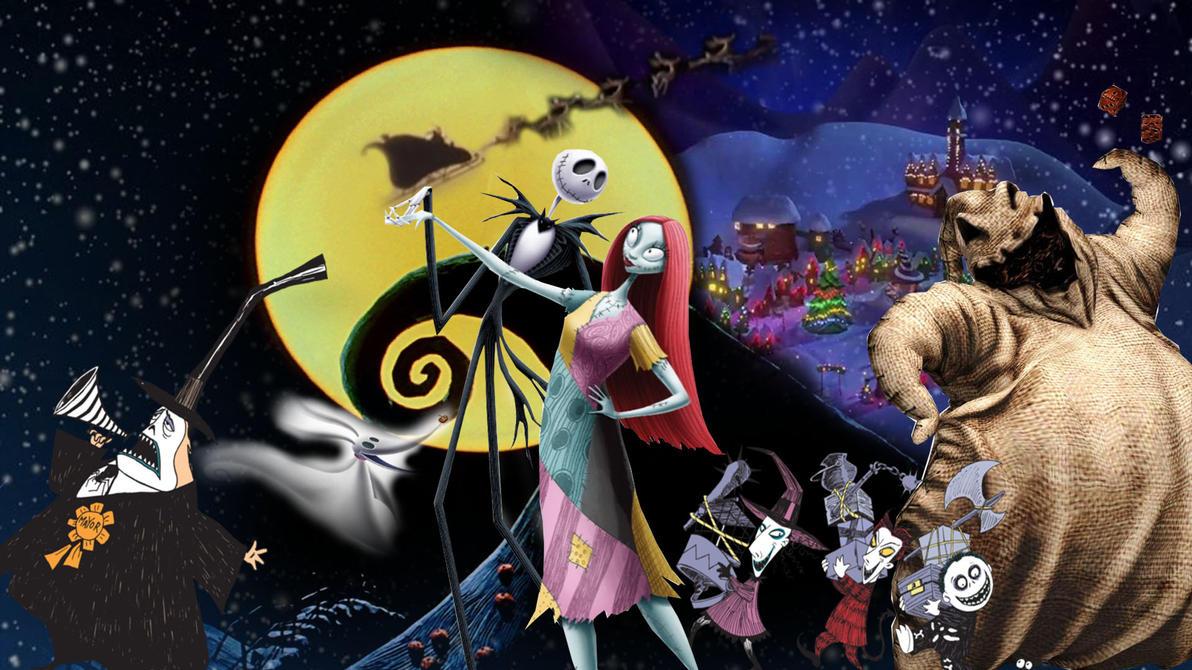 The Nightmare Before Christmas Wallpaper By Dark Mamba 995