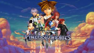 Kingdom Hearts III Wallpaper