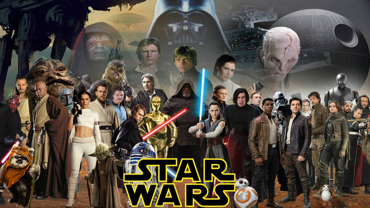 Star Wars Saga Legacy Wallpaper By Thekingblader995 On Deviantart