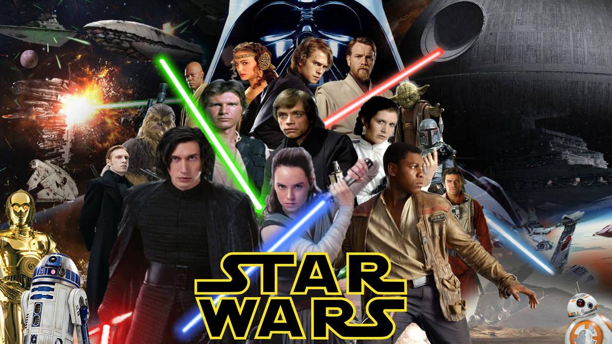 Star Wars Saga Legacy Wallpaper By Thekingblader995 On Deviantart