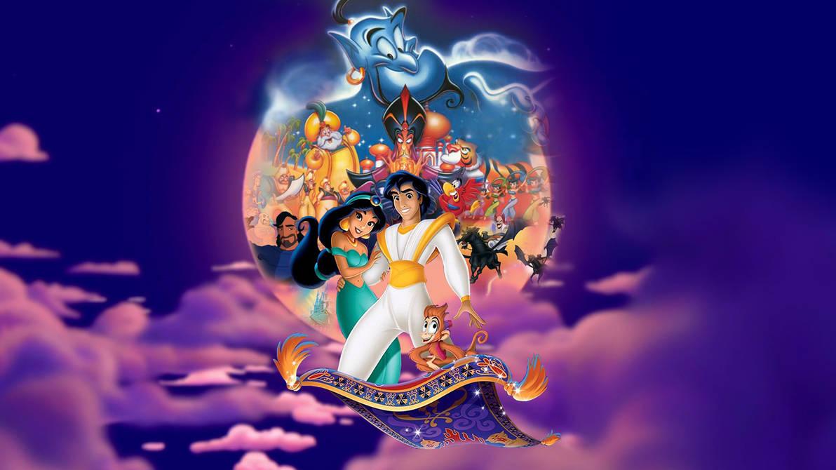 Aladdin Trilogy Wallpaper by The-Dark-Mamba-995 on DeviantArt