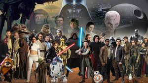 Star Wars Saga: Legacy Wallpaper