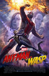 Ant-man and the Wasp poster concept