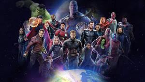 Avengers: Infinity War Wallpaper by The-Dark-Mamba-995