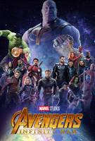 Avengers: Infinity War Poster by The-Dark-Mamba-995