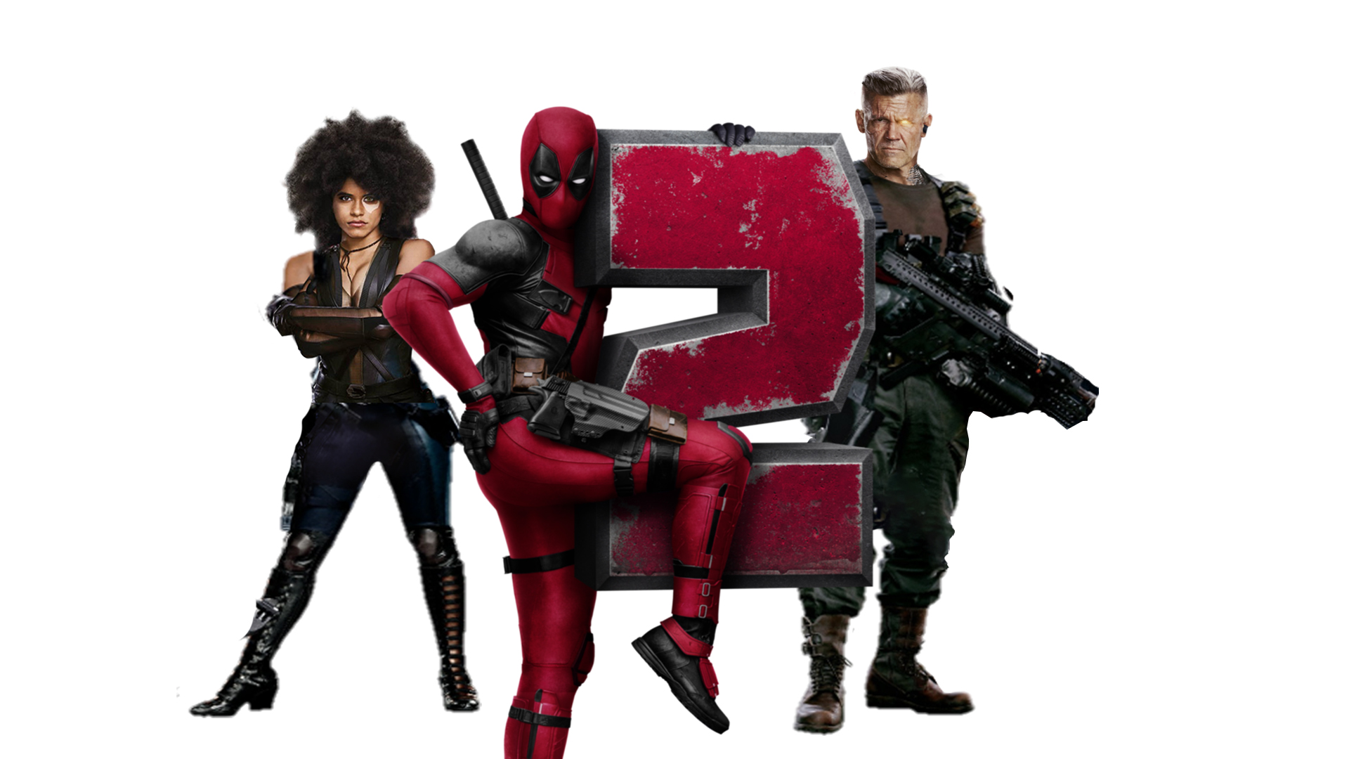 Deadpool 2 wallpaper by The-Dark-Mamba