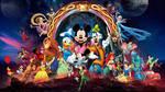 Disney: Infinity War Style Wallpaper