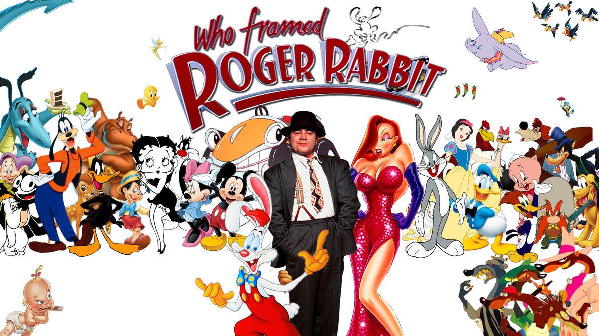 Who Framed Roger Rabbit Wallpaper by The-Dark-Mamba-995 on DeviantArt