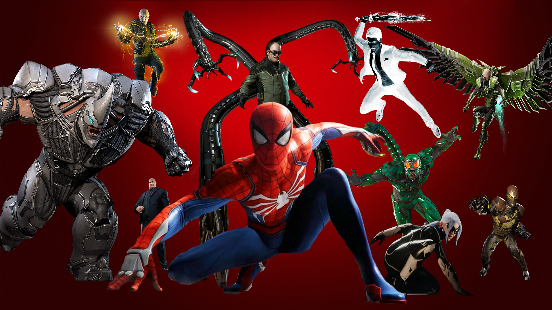 Spider Man Ps4 Wallpaper By The Dark Mamba 995 On Deviantart