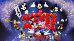 Mickey Mouse: 90 Years Wallpaper