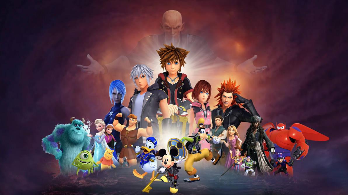 Kingdom Hearts 3 Energiekristall