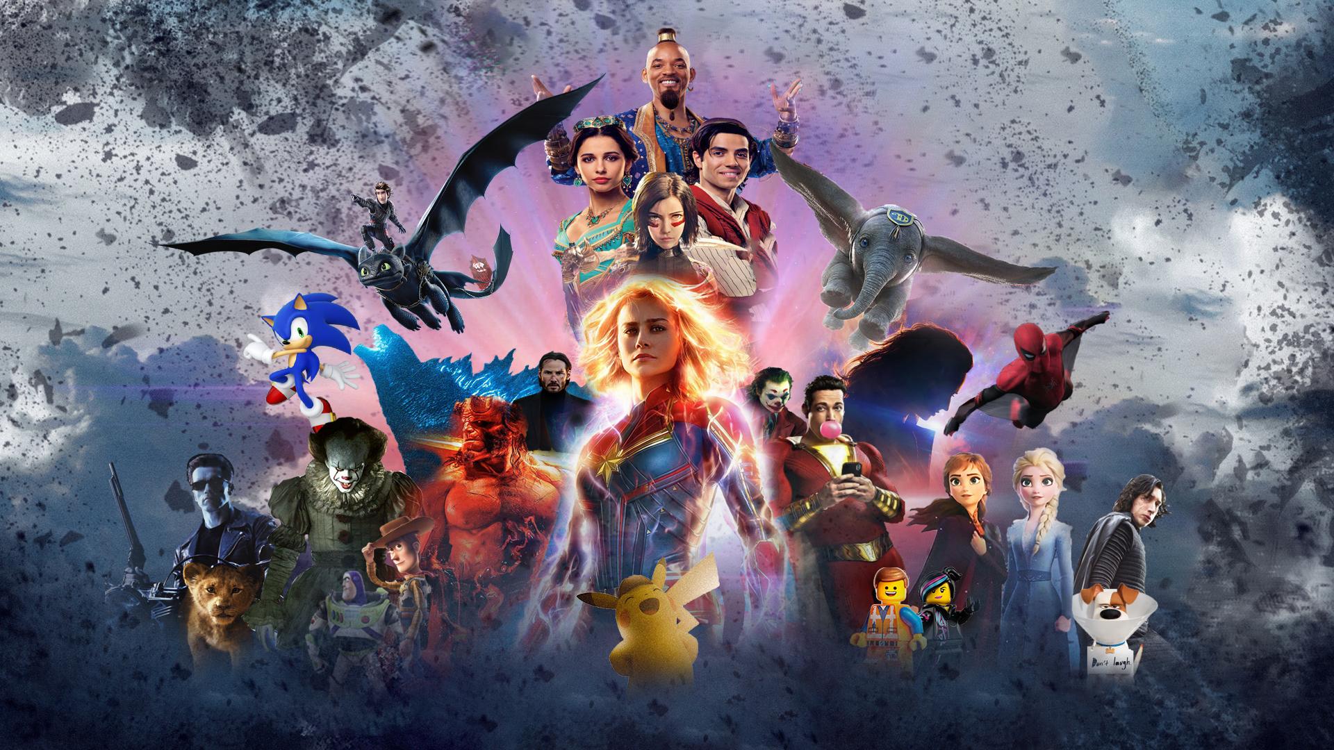 2019 Movies Wallpaper By The Dark Mamba 995 On Deviantart
