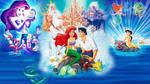 The Little Mermaid 30th Anniversary Wallpaper