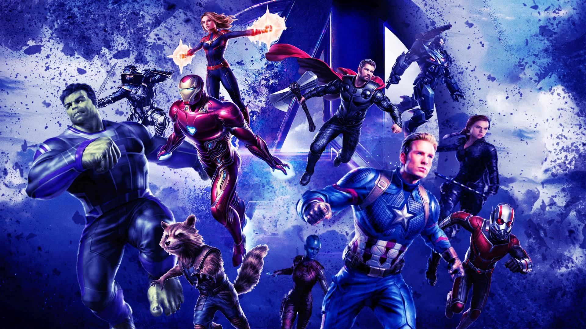 Avengers Endgame Wallpaper By The Dark Mamba 995 On Deviantart