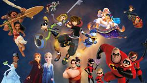 Kingdom Hearts 4 Disney Worlds