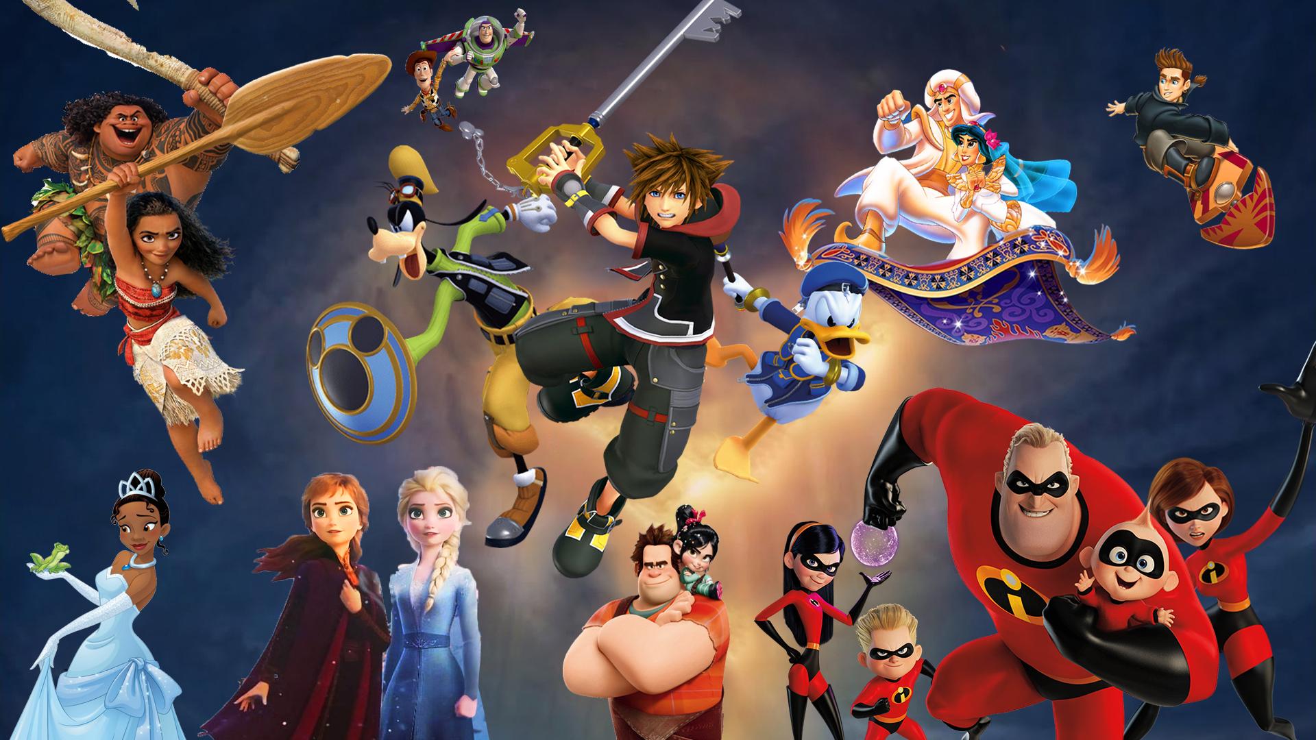 Kingdom Hearts 4