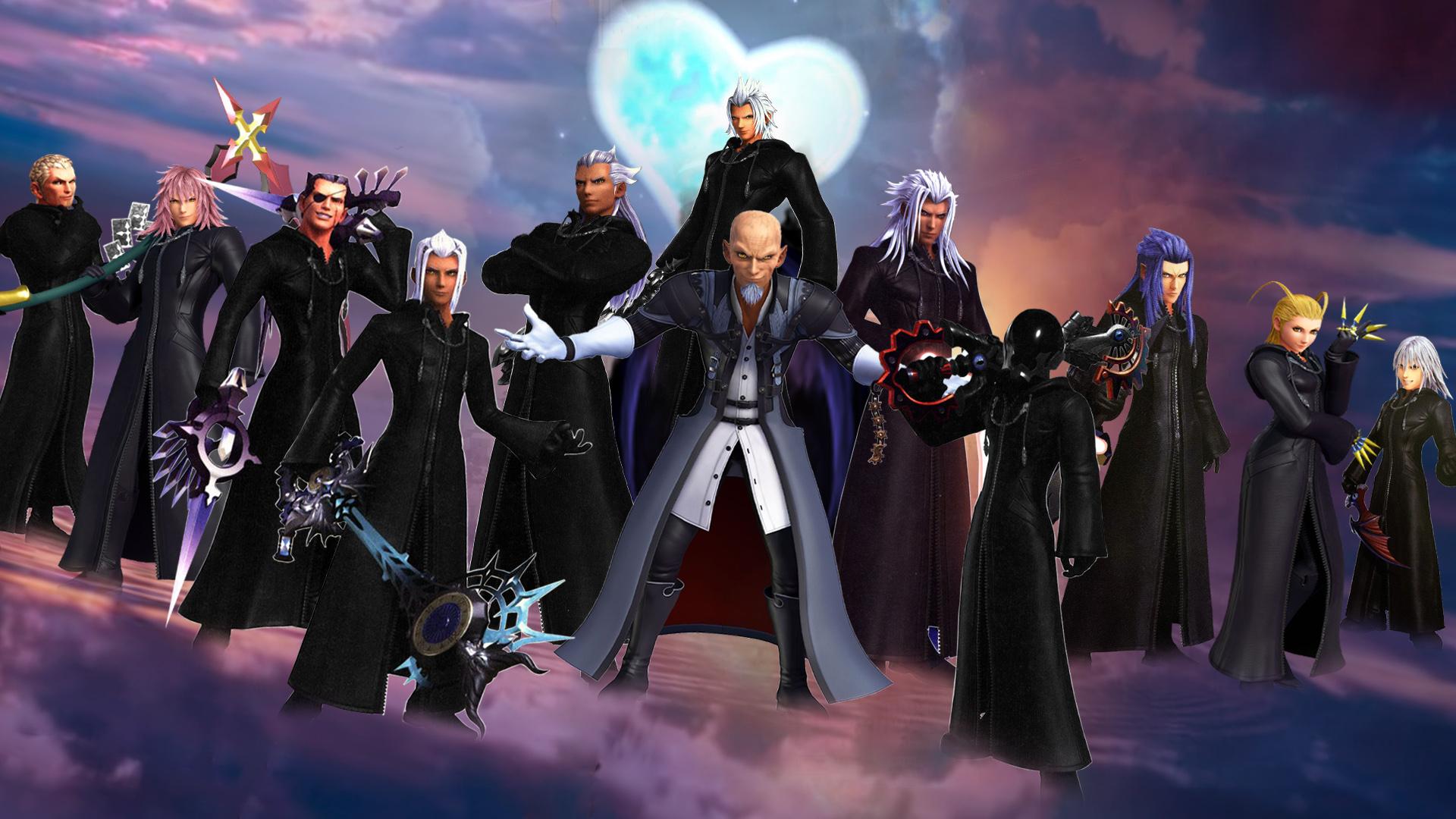 Kingdom Hearts Iii Wallpaper Seekers Of Darkness By The Dark