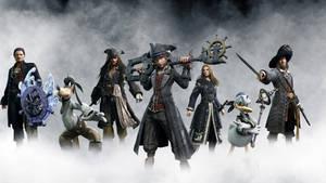 Kingdom Hearts III - At World's End Wallpaper