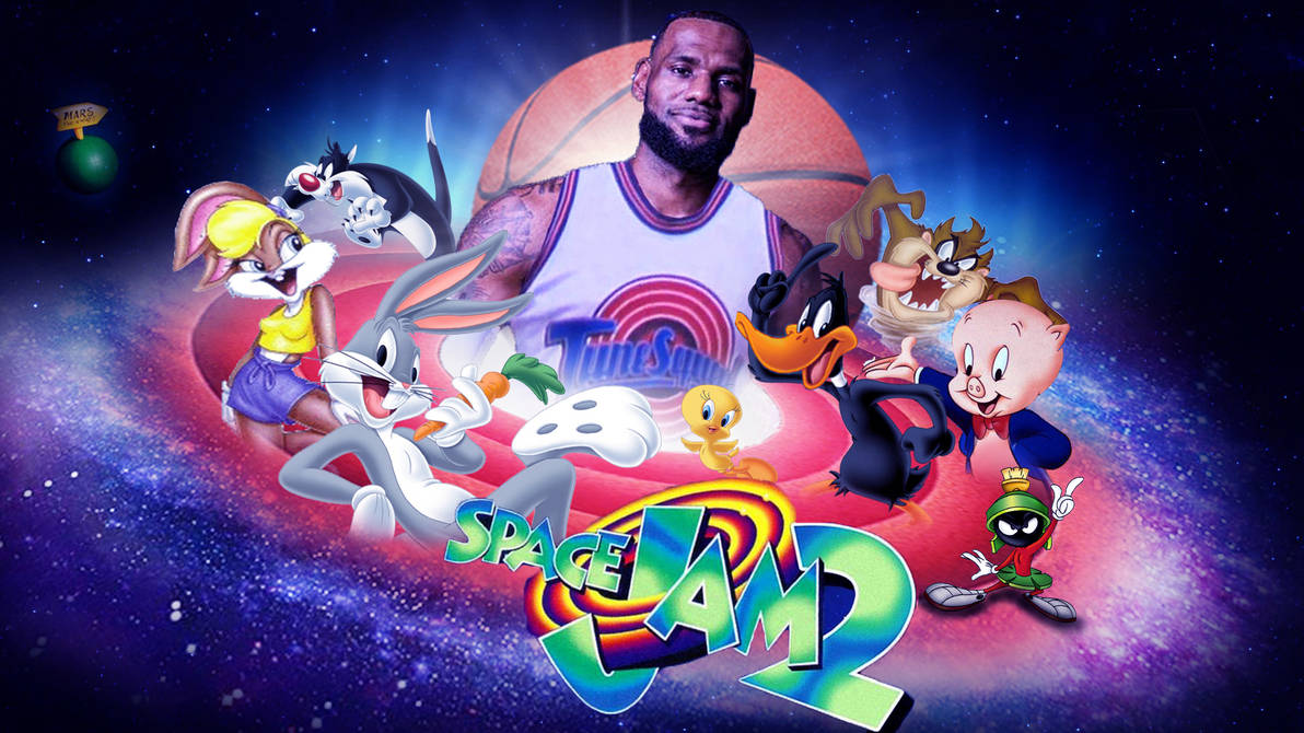 0471394708a5 Space Jam 2 Wallpaper by The-Dark-Mamba-995 on DeviantArt