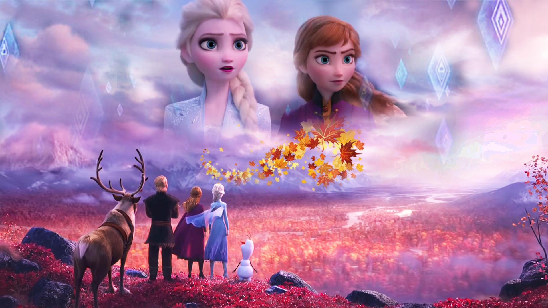Frozen 2 Wallpaper by The-Dark-Mamba-995 on DeviantArt