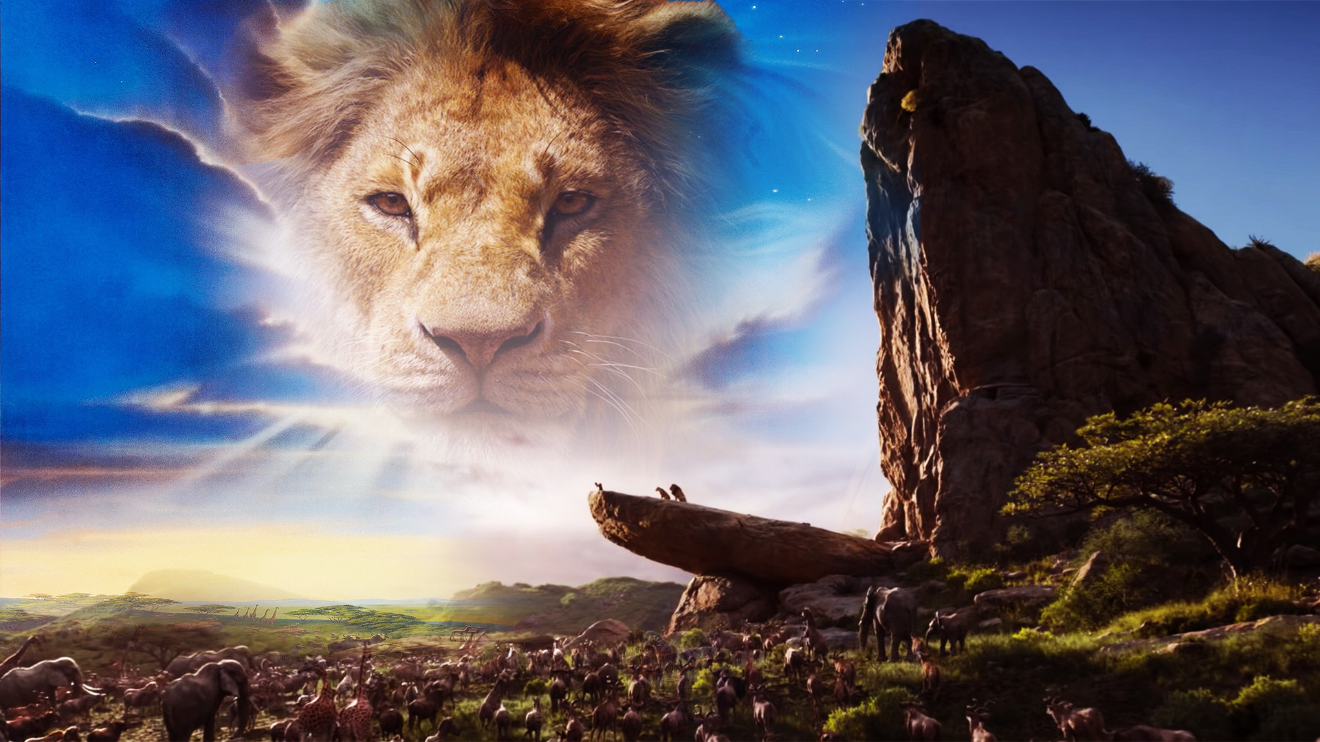 The Lion King (2019) Wallpaper by The-Dark-Mamba-995 on ...