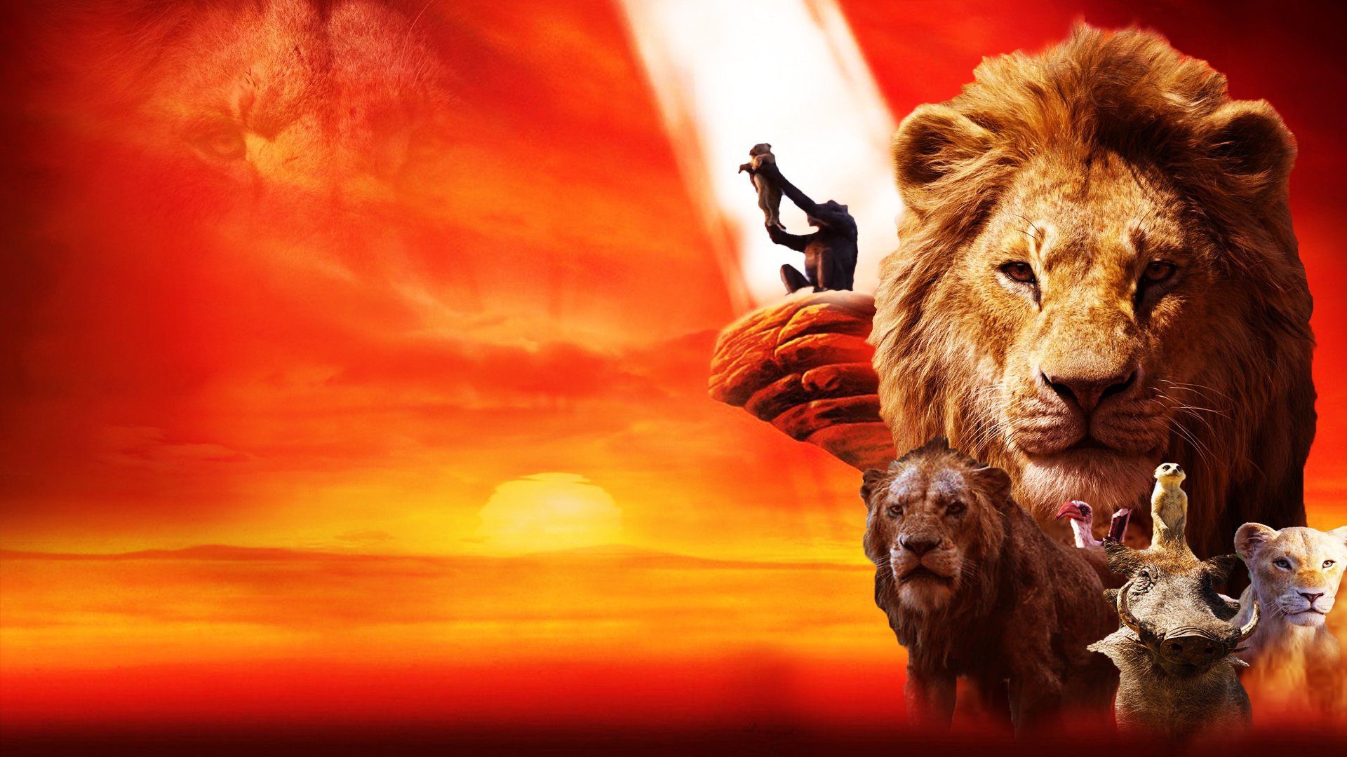 The Lion King 2019 Wallpaper By The Dark Mamba 995 On