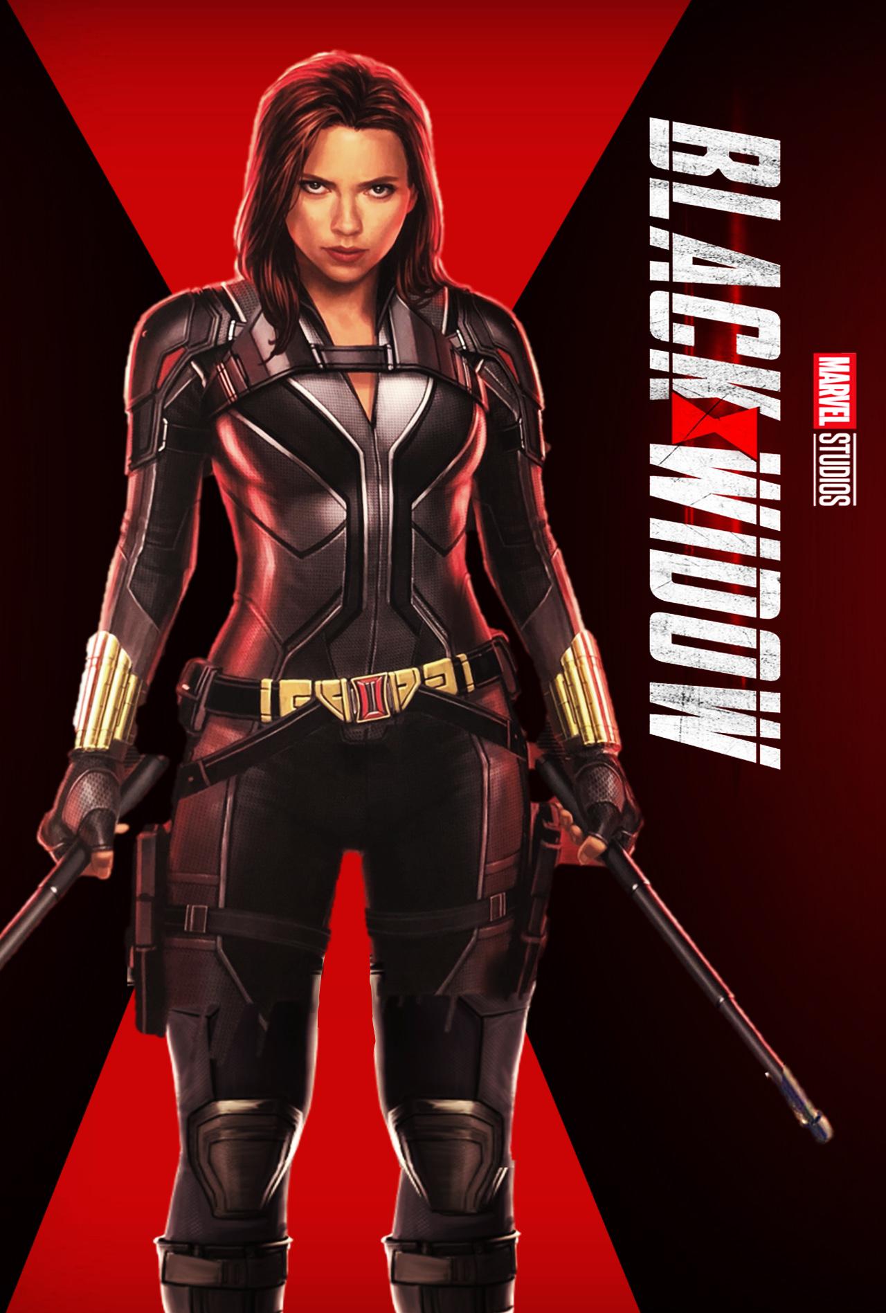 Black Widow 2020 Poster By The Dark Mamba 995 On Deviantart