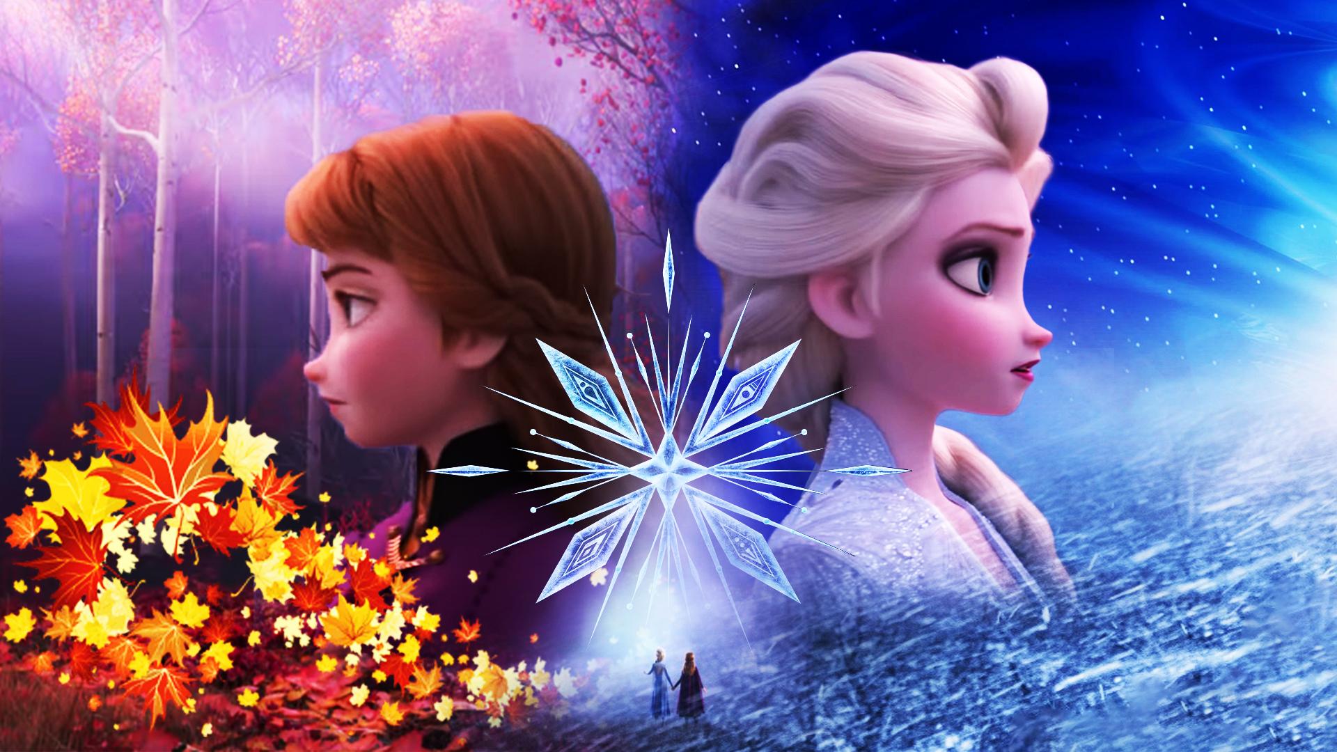Frozen II Wallpaper by The-Dark-Mamba-995 on DeviantArt