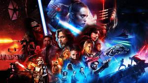 Star Wars: Sequel Trilogy Wallpaper
