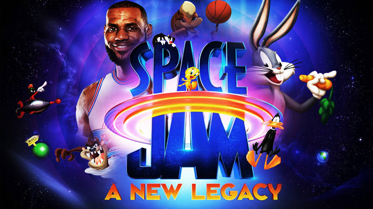 Space Jam: A New Legacy Wallpaper by Thekingblader995 on DeviantArt