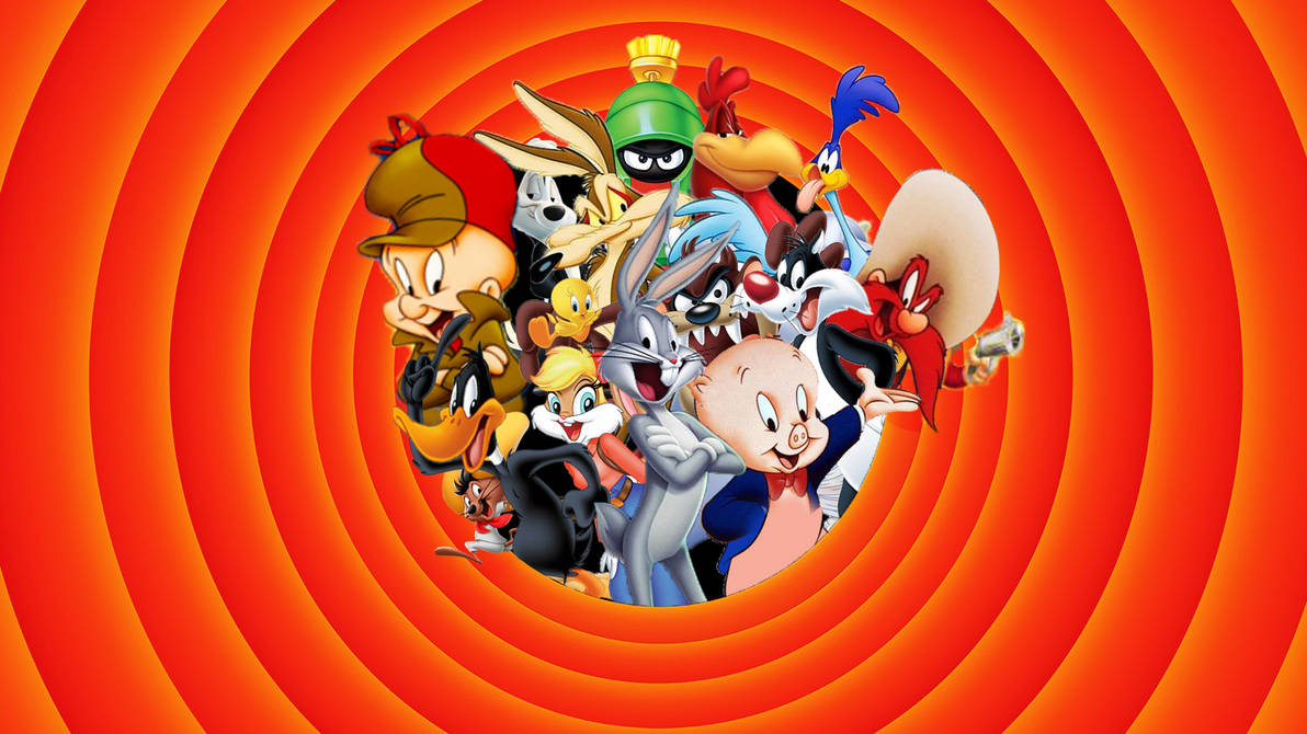 22+ Looney Tunes Wall Paper  PNG