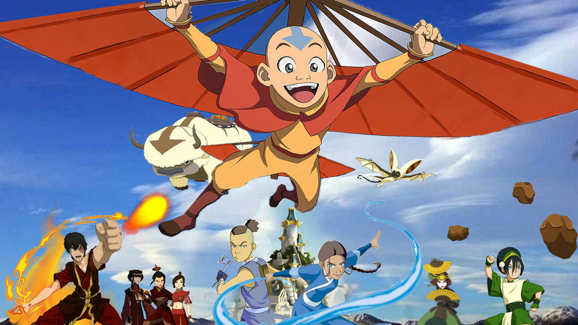Avatar: The Last Airbender Wallpaper by Thekingblader995 ...