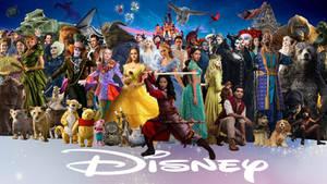 Disney Live-Action Universe Wallpaper