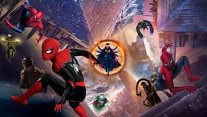 Spider-man 3 (2021) Wallpaper