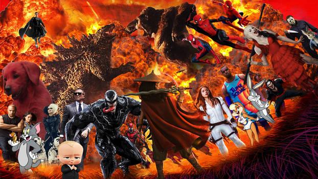 2021 Movies Wallpaper