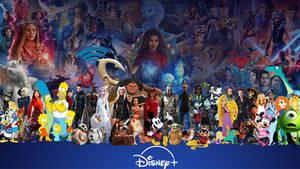 Disney Plus Wallpaper (3rd Version)