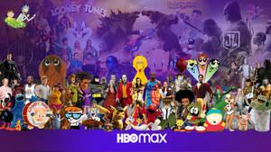 HBO Max Wallpaper (Version 2)