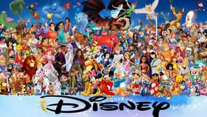 Disney Wallpaper (2021 Edition)