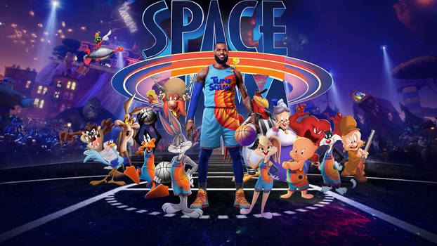 Space Jam: A New Legacy Wallpaper