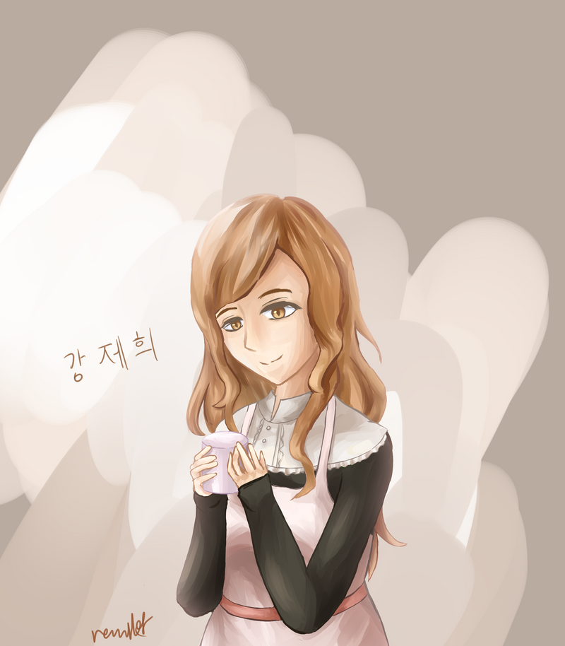 Jaehee by remilet