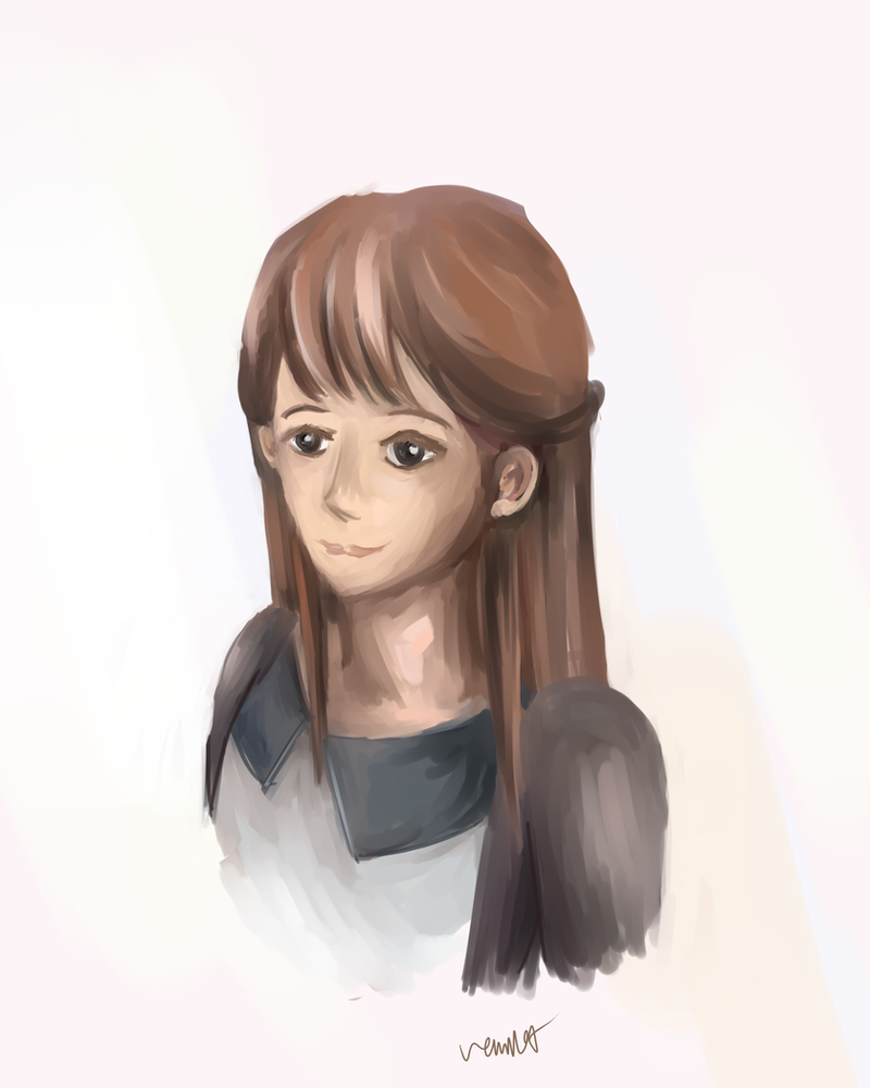 Old Portrait by remilet