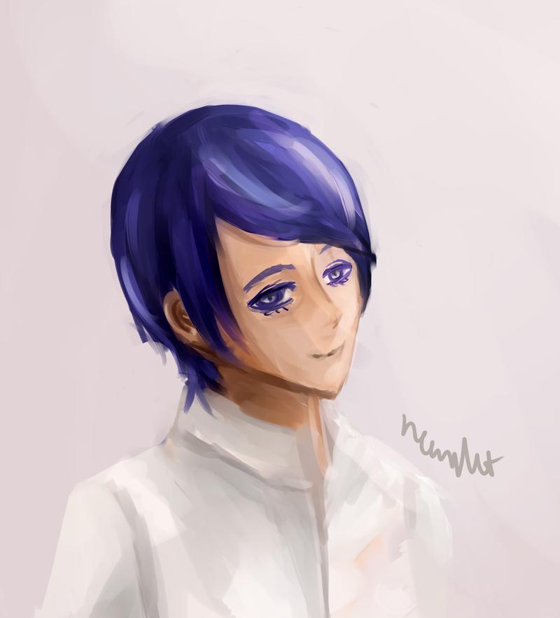 Yusuke by remilet