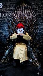 I'M A KING! by Juliusz-Cezar-Tupacz