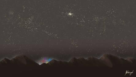 Fireworks by Juliusz-Cezar-Tupacz
