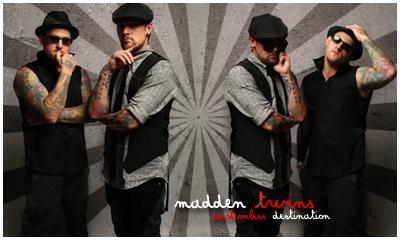 madden twins by krzysiekserek