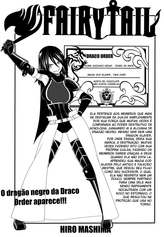 Old Kazuhiko Mizuki Guild Card - Fairy Tail OC by Akemiii on ...
