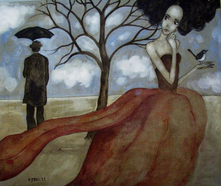 Sylvia Sarda ... by GrzegorzPtakArt