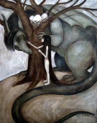 the forgotten spirit  ... by Grzegorz Ptak